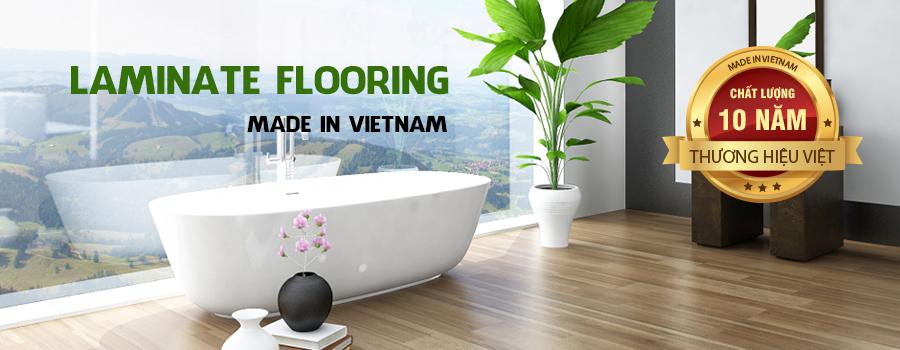 sàn gỗ số 1 tại Việt Nam
